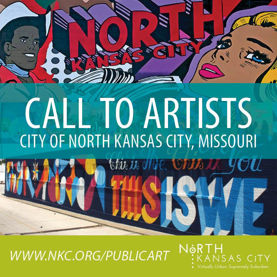 North Kansas City Seeks to Commission Public Art Mural. Deadline; July 9.