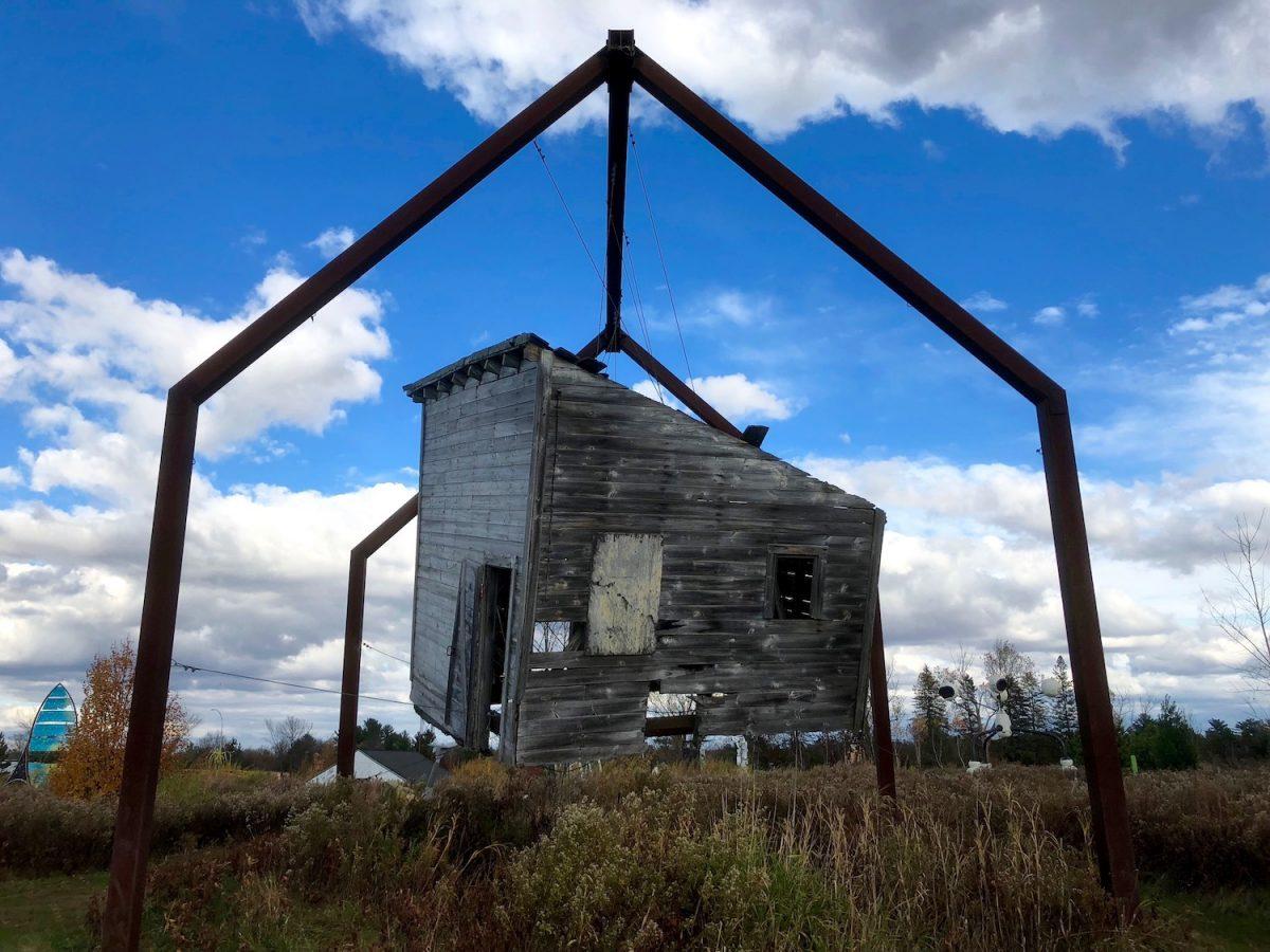 Franconia Sculpture Park Residency is seeking applicants interested in land art. Deadline: August 1.