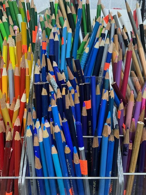 Scraps KC seeks donations of unused or extra art supplies.