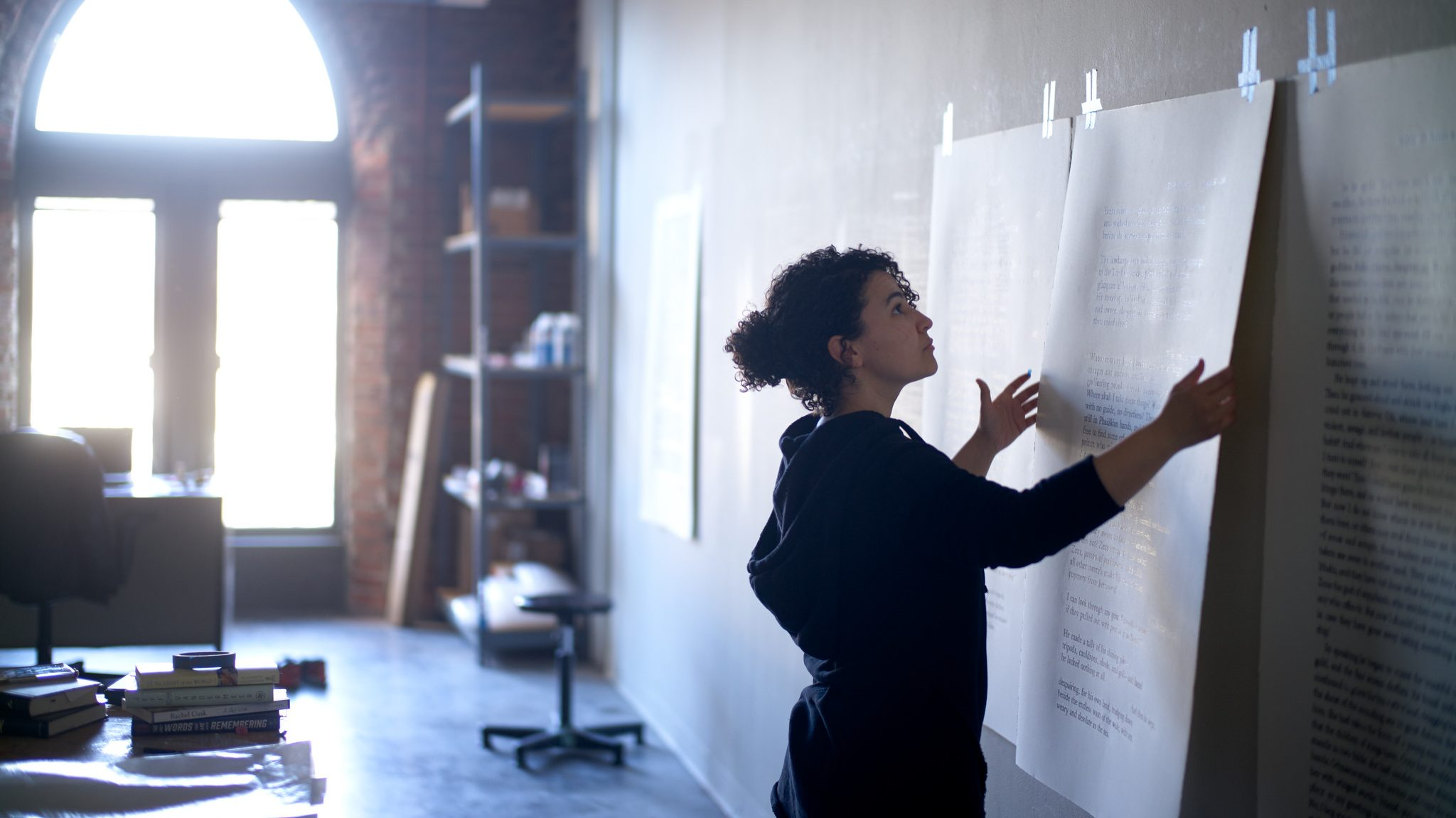 McColl Center for Art + Innovation offers residency. Deadline to apply is May 15.