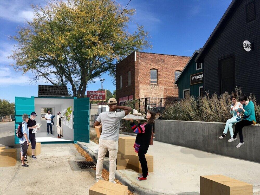 Amplify Arts in Omaha, Nebraska offers Public Impact Grants for artists. Deadline: October 10,2021.