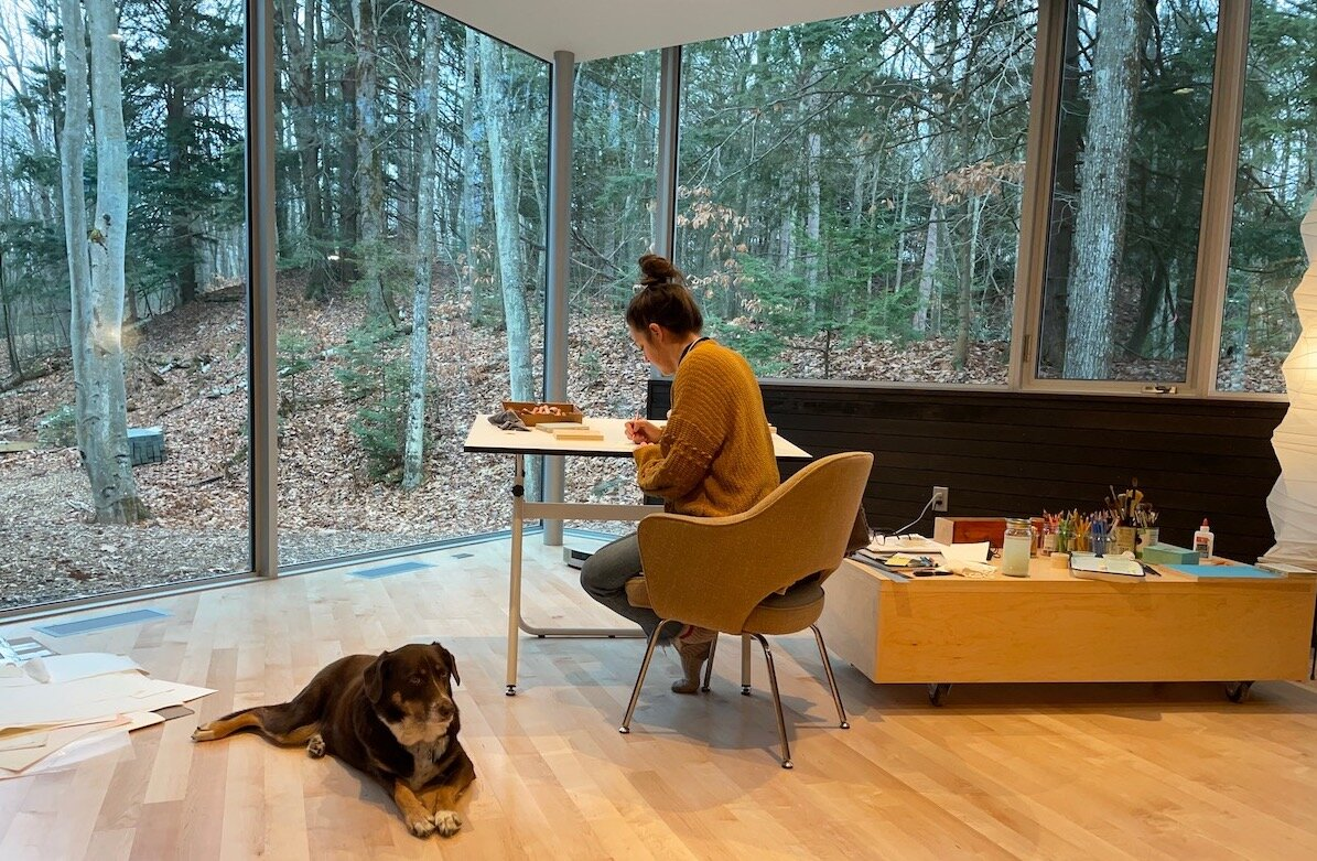 Tusen Takk offers residencies for visual artists, writers, and composers. Deadline to apply is July 15.